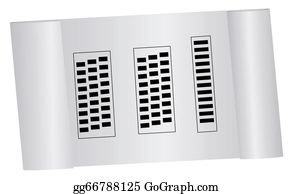 Unroll Stock Illustrations Royalty Free Gograph