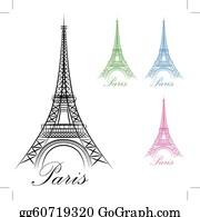 Eiffel Tower Clip Art Royalty Free Gograph
