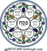 Passover Clip Art - Royalty Free - GoGraph