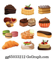 Pastry Clip Art Royalty Free Gograph