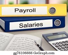 payroll clip royalty free gograph