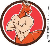 Mythical Faun Clipart Free Stock Photo - Public Domain Pictures