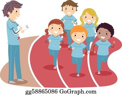Physical Education Clip Art Royalty Free Gograph