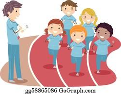 Kids Running Free Vector Art - (527 Free Downloads)