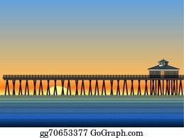 Pier Clip Art