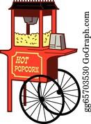Popcorn Clip Art Royalty Free Gograph