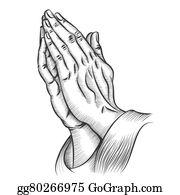 Praying Hands Clip Art Royalty Free Gograph