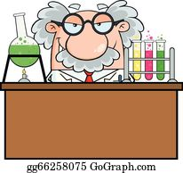 Experiment clipart mad scientist, Experiment mad scientist Transparent FREE  for download on WebStockReview 2020