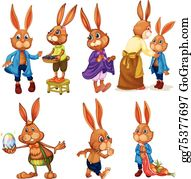 Bunny free clip art bunnies clipart image 4 2 - Cliparting.com