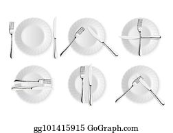 Table Manners Clip Art - Royalty Free - GoGraph