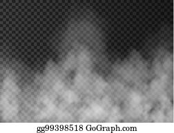realistic vector smoke or steam texture