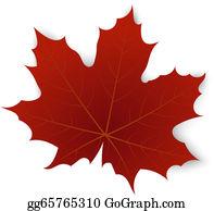 Brown Maple Leaf | Leaf clipart, Maple leaf tattoos, Leaf art