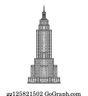 Empire State Building clipart. Free download transparent .PNG   Creazilla