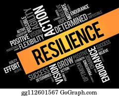 Resilience Clip Art - Royalty Free - GoGraph
