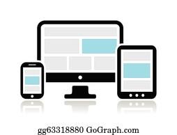 Web Design clipart - Website, Design, Blue, transparent clip art