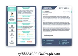 Cover Letter Clip Art Royalty Free Gograph