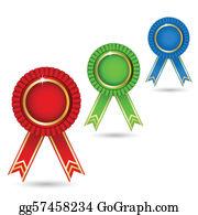 Badge Clip Art - Royalty Free - GoGraph