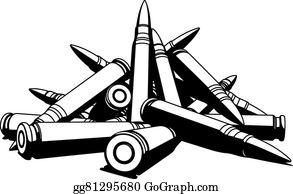 Bullet Clip Art