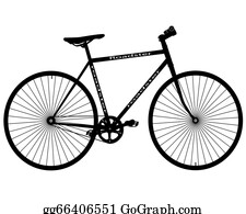 Road Bike Clip Art Royalty Free Gograph