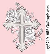 Croix Clip Art Royalty Free Gograph