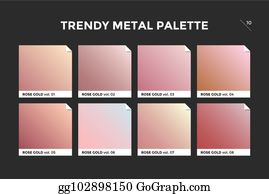 vector art metal texture realistic 3d samples collection clipart