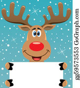 rudolph the red nosed reindeer clip art royalty free gograph rudolph the red nosed reindeer clip art