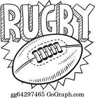 Rugby Clip Art Royalty Free Gograph