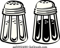 Salt Clip Art - Royalty Free - GoGraph