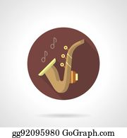 Brass Band Cartoon - Royalty Free - GoGraph