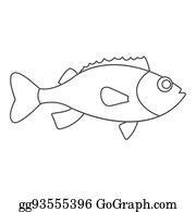 Illustrations Of Bass Fishing Royalty Free Gograph
