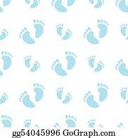 vector stock baby boy feet stock clip art gg60808112 gograph