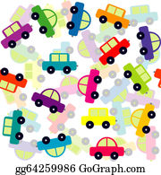 Toy Cars Clip Art Royalty Free Gograph