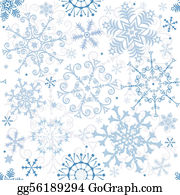seamless pastel christmas pattern eps illustration gg56189294