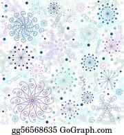 seamless pastel christmas wallpaper vector stock gg56568635