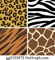 b7fcba632d Animal Print Clip Art - Royalty Free - GoGraph