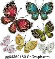 Flutter Clip Art - Royalty Free - GoGraph