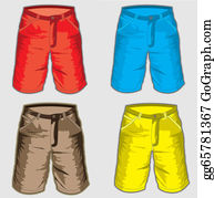 Shorts Clipart   Free Images at Clker.com - vector clip art online, royalty  free & public domain