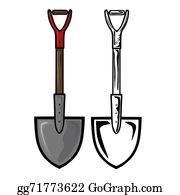 ᐈ Grave digger clip art stock cliparts, Royalty Free grave digger images |  download on Depositphotos®