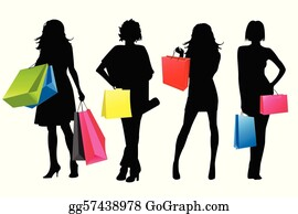 f8bdfa0c2c3 Shopping Clip Art - Royalty Free - GoGraph