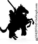 Hold Your Horses Clip Art - Royalty Free - GoGraph