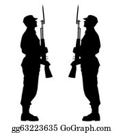 Soldiers Clipart Soldier Salute - Soldier Saluting Cartoon , Free  Transparent Clipart - ClipartKey