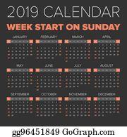 simple 2019 year calendar simple 2019 year calendar