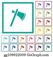 Tomahawk Vectors - Royalty Free - GoGraph