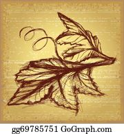Grape Leaves Clip Art Royalty Free Gograph