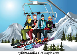 Ski Clip Art Royalty Free Gograph