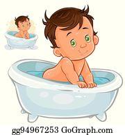 To Take A Bath Clip Art Royalty Free Gograph