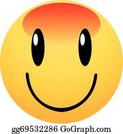 Rauchender smiley