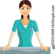 14ef5e921d9 Nurse Clip Art - Royalty Free - GoGraph