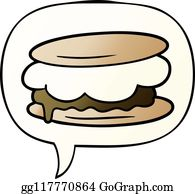 ᐈ Smores stock cliparts, Royalty Free smore icon   download on  Depositphotos®