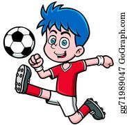Soccer Player Clip Art Royalty Free Gograph
